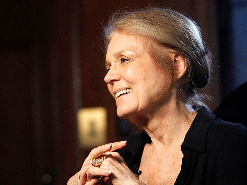 Forty Years of Feminism and Friendship with Gloria Steinem