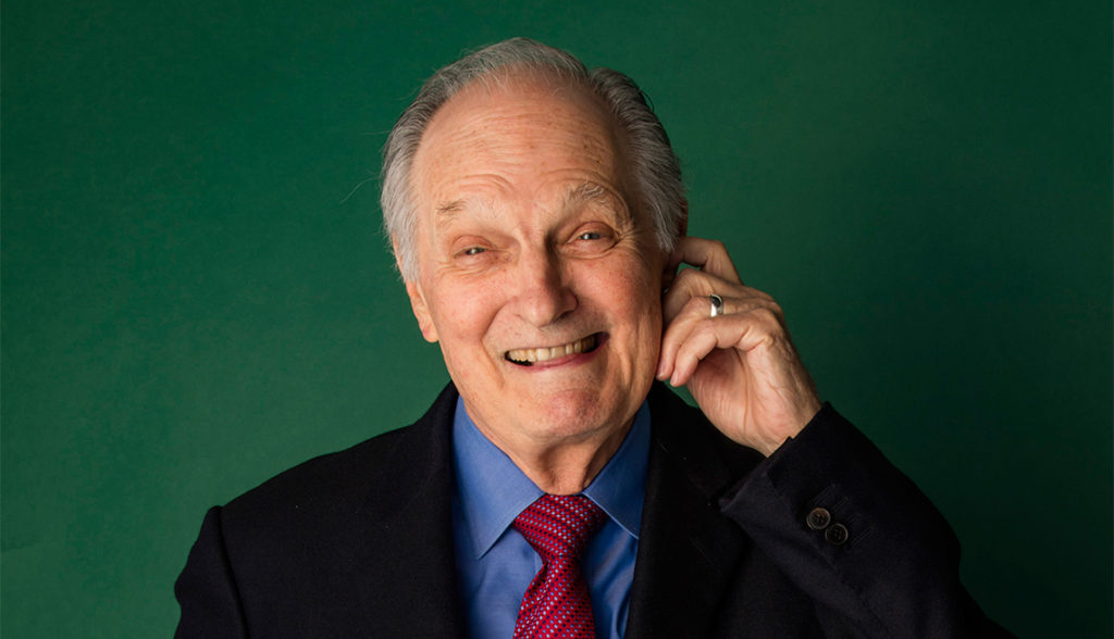 1 alan alda the milford readers and writers festival