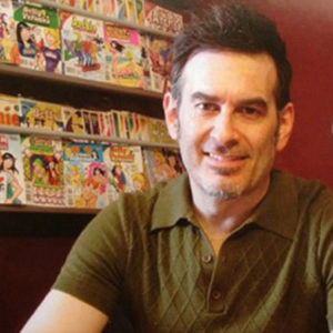 Dan Parent comic books
