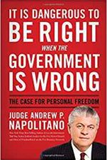 Is It Dangerous to Be Right When the Government is Wrong?