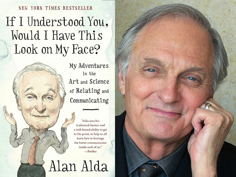 Alan Alda – The Science Guy