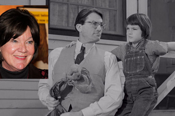 Mary Badham from To Kill a Mockingbird