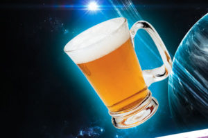 Beer fest at Dimmick Inn for Sci Fi readings