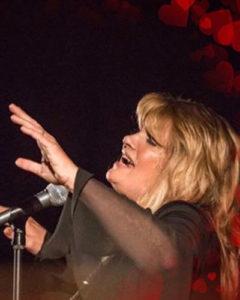 Michelle Oram jazz singer