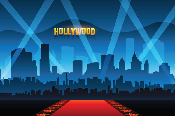 Hollywood-banner