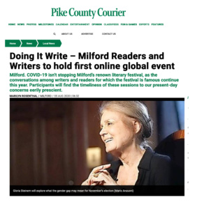 Pike County Courier - Doing It Write