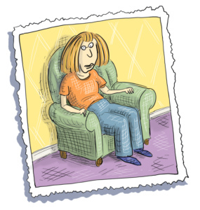 Roz Chast, New Yorker cartoonist